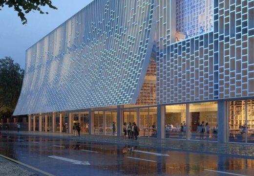 Нова библиотека ще бъде изградена в обект от списъка на ЮНЕСКО