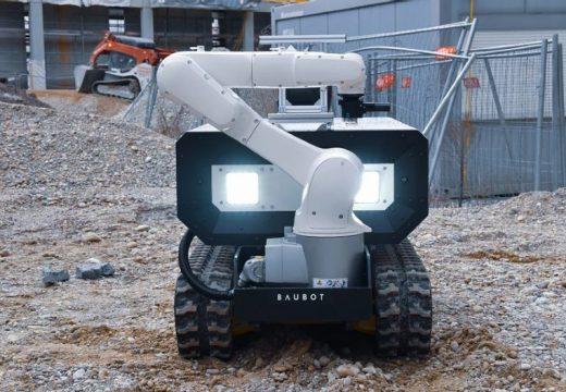 Стартъп компания представи мултифункционален строителен робот