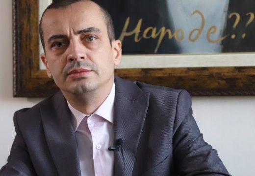 Фандъкова уволни доц. Чобанов заради банята в Овча купел