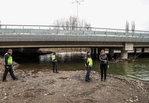 Няма опасност от разливи на реките на територията на СО