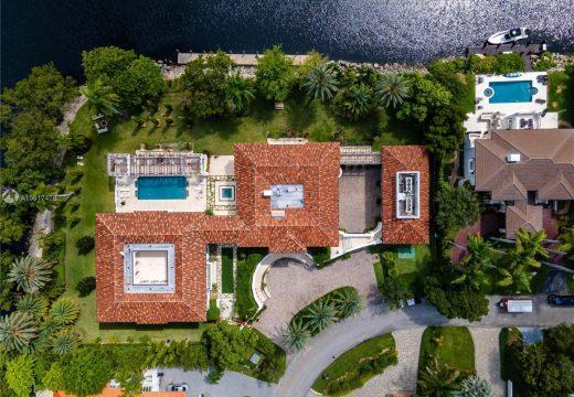 Марк Антъни видя 27 млн. долара в имението си в Южна Флорида