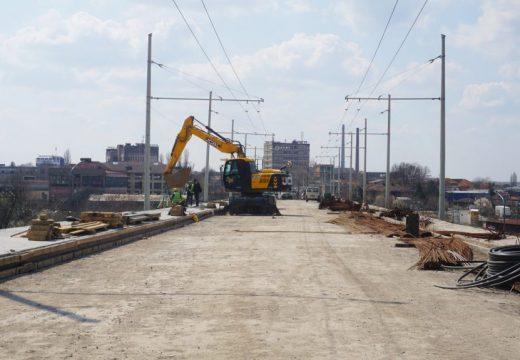 Укрепване забавя ремонта на Сарайския мост в Русе