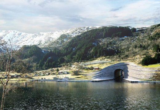 Първият в света корабен тунел ще е в Норвегия