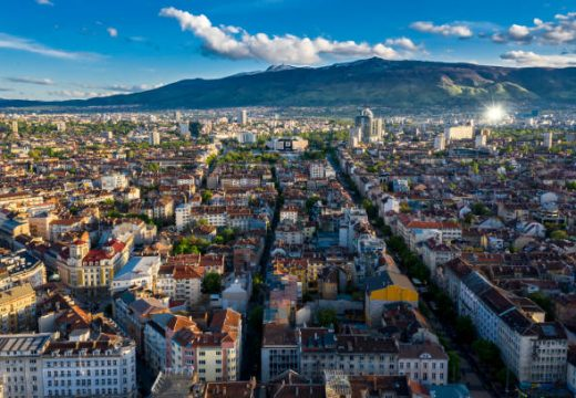 Онлайн карта показва енергийните паспорти на кварталите в София