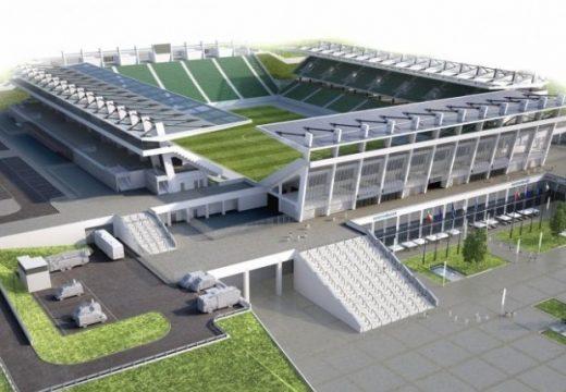 """Догодина завършват строежа на стадион """"Варна""""?"""