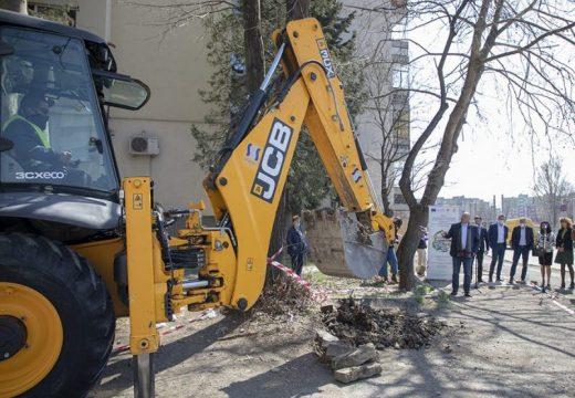 Разширяват улица в Стара Загора срещу близо 2 млн. лева