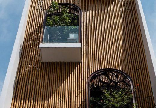 Бамбукът като строителен материал и приложението му