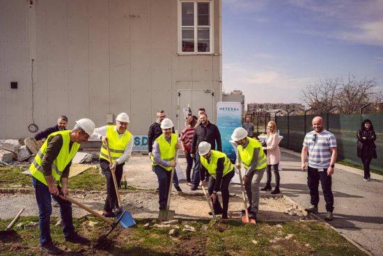 Българска компания строи дейта център в столицата