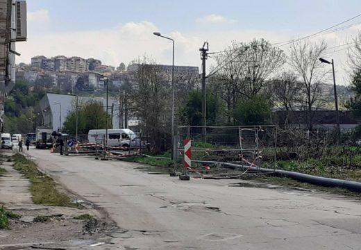 Проект за изграждане на канализация в Русе затваря възлова улица
