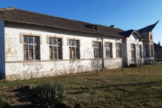 Сграда на бивше училище в Лом става офис с евросредства
