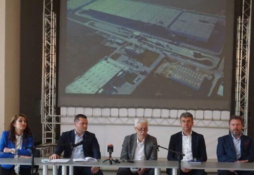 Създават нов индустриален парк край Дунав